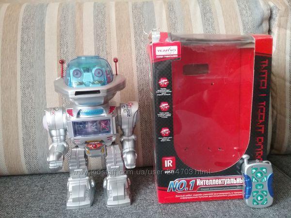 Детский робот для Вашего мальчишки