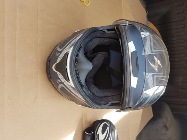 kask motocyklowy scorpion exo rozmiar 62