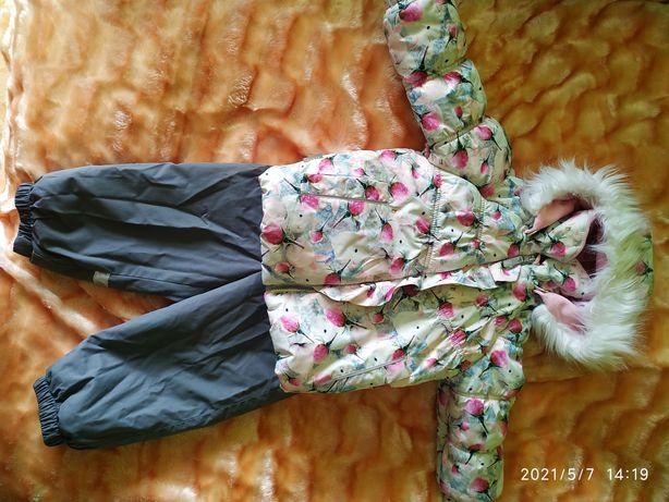 Зимовий комбінезон lenne 92 см