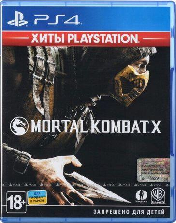Mortal Kombat X игра для PlayStation 4