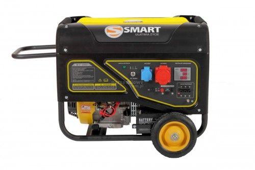 Agregat Smart SM-01-6500S3