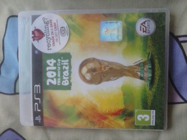 Gra na PS 3. Fifa world Cup Brazil 2014