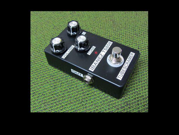 Efekt gitarowy Ibanez TS808 ( klon )