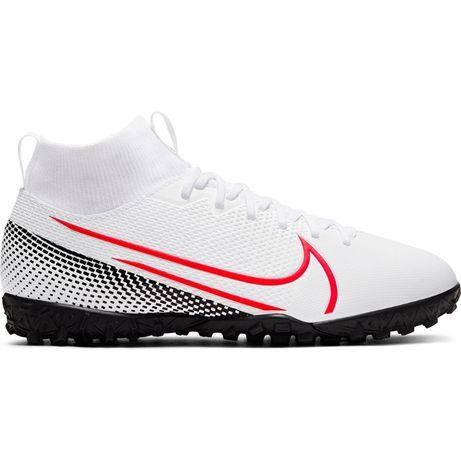 Buty piłkarskie Nike Mercurial Superfly 7 Academy TF JUNIOR AT8143-róż