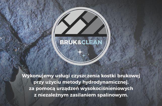 Profesjonalne Czyszczenie Kostki Brukowej -Nysa-Opolskie