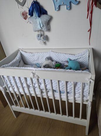 Mini łóżeczko niemowlęce