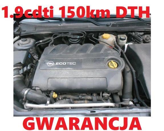 Silnik opel 1.9cdti 150km dth kompletny
