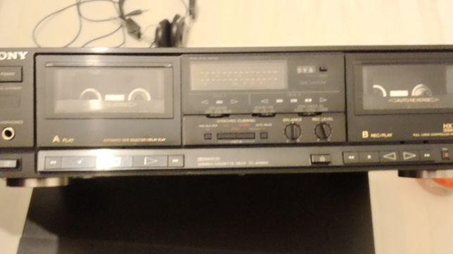 Sony Deck Cassetes TC RW610