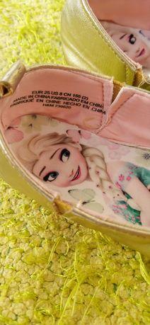 Sapatos de menina Frozen
