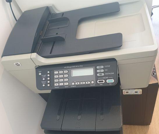 Impressora hp 5610