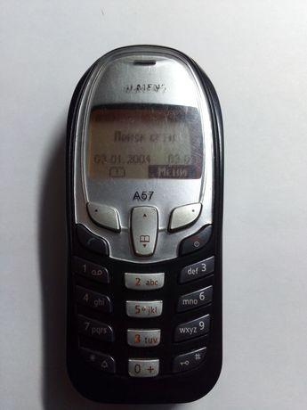 Телефон Siemens кнопочный