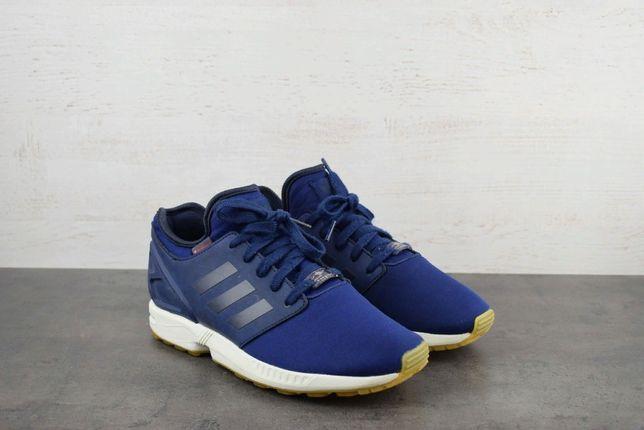 Кроссовки Adidas ZX Flux. Утеплитель Primaloft. Размер 37