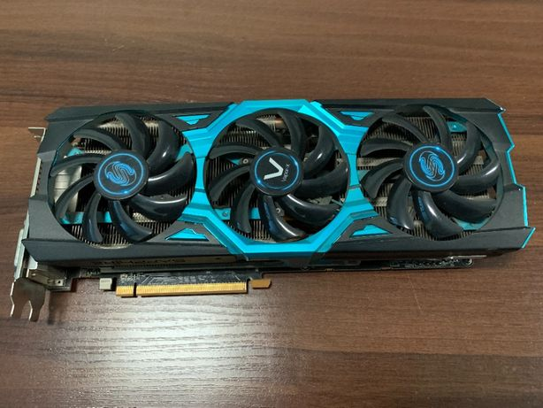 Видеокарта Sapphire Radeon R9 290 4Gb