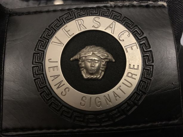 Джинсы Versace made in Italy, Original