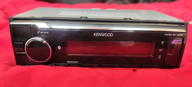 Автомагнитола Магнитола Kenwood kmm BT 305