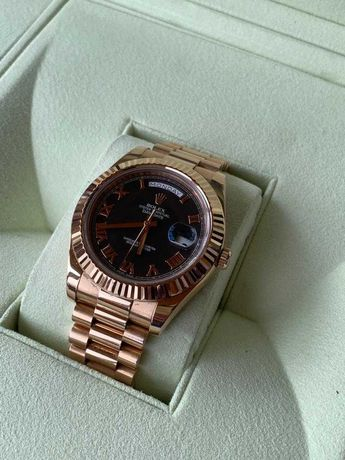 Vip часы Rolex Day-Date II President 18K Золото