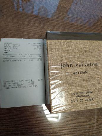 Мужской парфюм John Varvatos Artisan