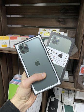 Apple iPhone 11 Pro Max 256 gb Midnight Green (Магазин, гарантия)