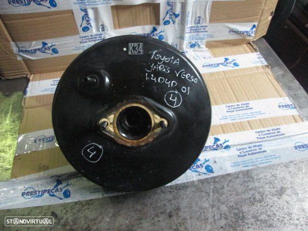 Servofreios 87402905 TOYOTA / YARIS VERSO / 2001 / 1.4 4D4 / DIESEL / TOYOTA / YARIS / 2002 / 1.4 d4d / diesel /