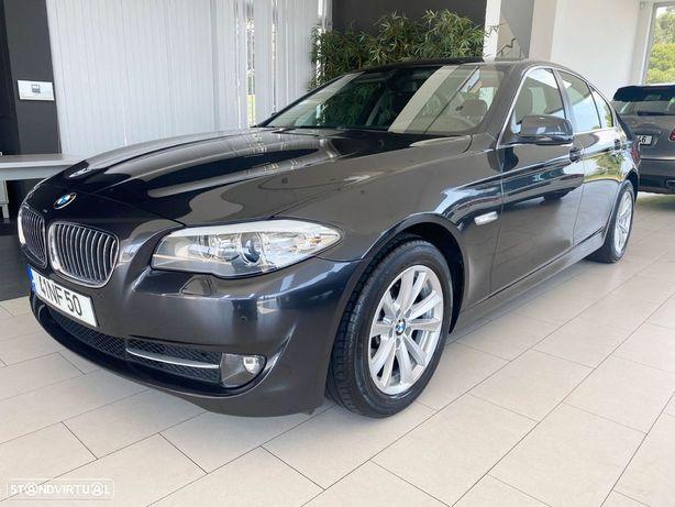 BMW 520 d EfficientDynamics