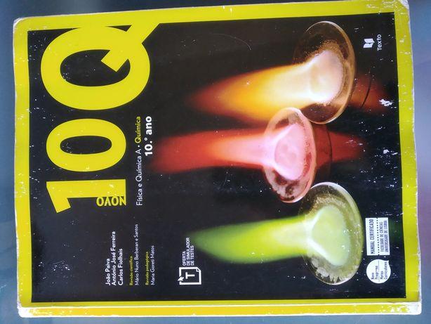 Novo 10Q - Química - Editora Texto
