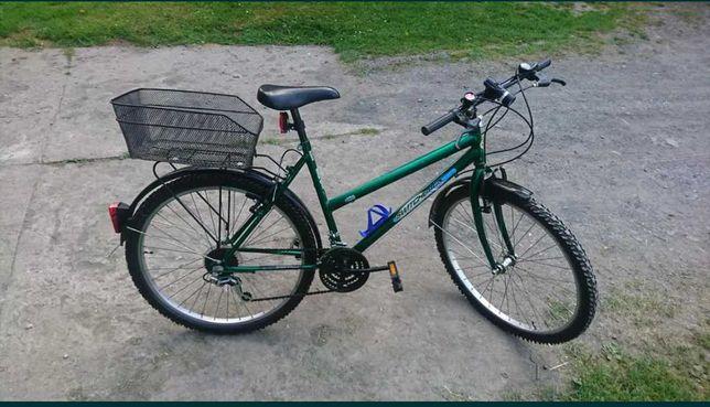 """Rower miejski górski 26"""" 18 (dla osób o 150-60 cm wzrostu)"""
