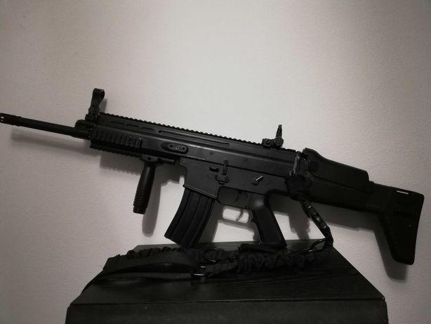 Replika karabin ASG Scar L/H