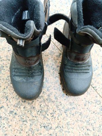 Botas térmicas tamanho 38