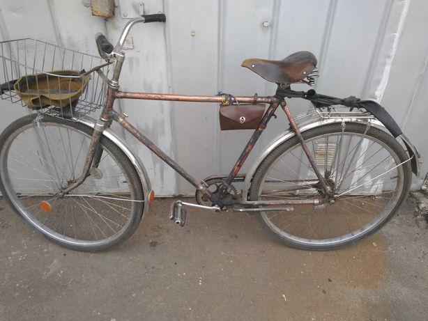 Велосипед Минского завода