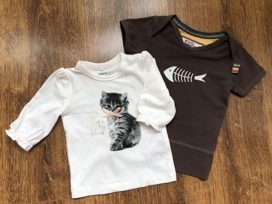 Продам кофту та футболку для дівчинки Ивано-Франковск - изображение 1