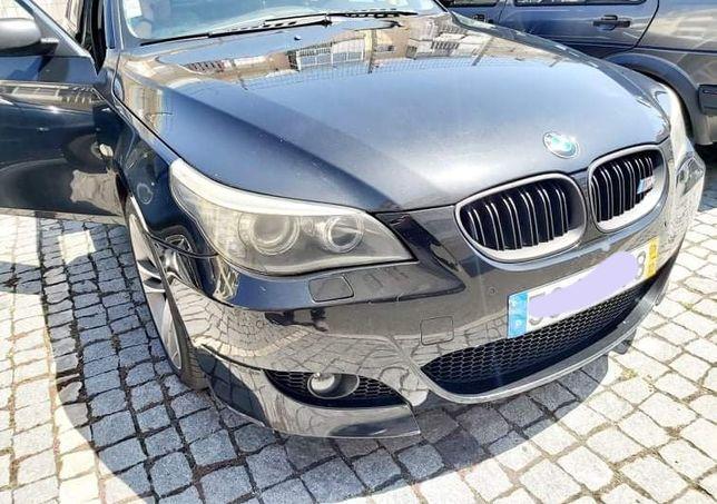 BMW e60 LCI 520D