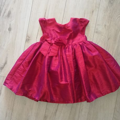 Tiulowa sukienka 92