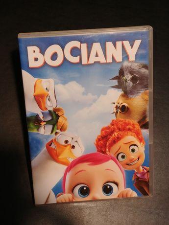 Film dvd bajka dla dzieci Bociany