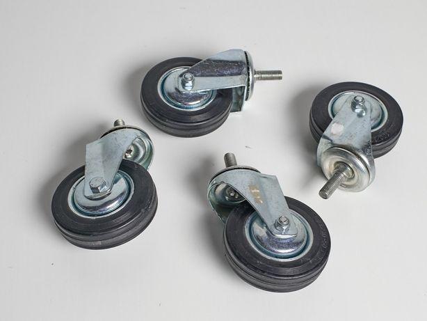 Rodas giratórias 100mm - 50Kg com espigão