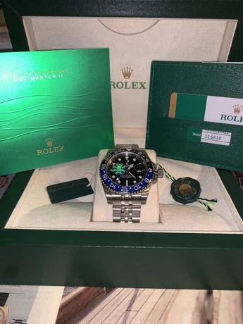 Rolex GMT-Master II 126710 BLNR KSF SS Black Dial Asian 2824