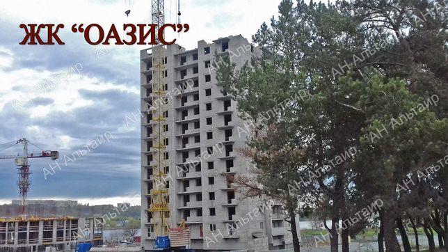 2 комнатная  квартира 64м2  ЖК Оазис Метро Героев Труда IE