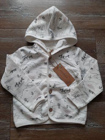 Bluza z kapturem Newbie 86 cm