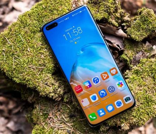 Телефон Huawei P40 PRO смартфон Хуавей П40 GPS 2sim 8/512Gb