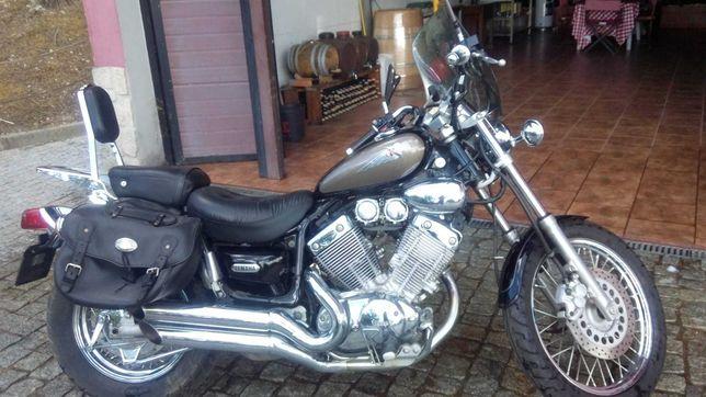 Moto Yamaha Virago 535 rigorosamente nova