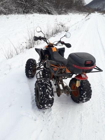 Квадроцикл basan 250