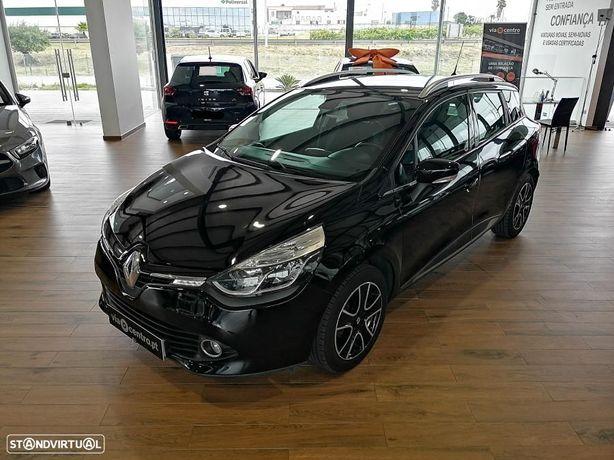 Renault Clio Sport Tourer 1.5 DCi Exclusive