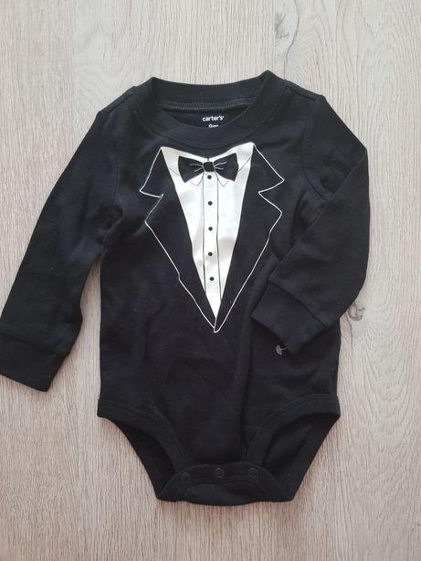 Новый боди Carter's 9 месяцев костюм, фрак, джентельмен