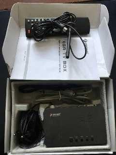 ТВ тюнер Grand LCD TVUA30EXT+FM