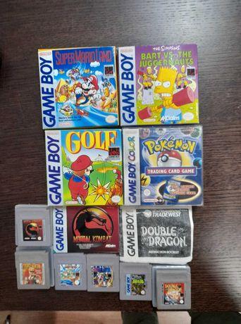 Vários Jogos Game Boy