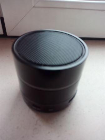 Coluna Bluetooth