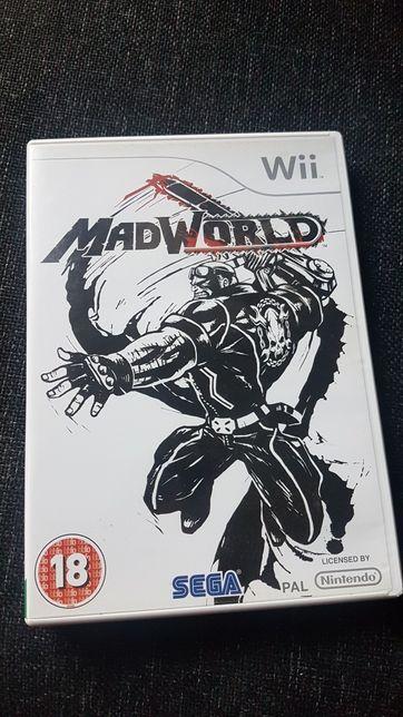 MadWorld gra na konsole Nintendo  Wii
