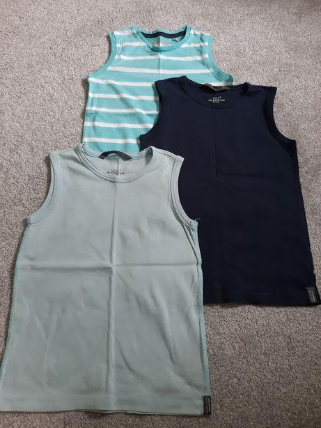 Dwupak H&M koszulki 122/128 plus gratis