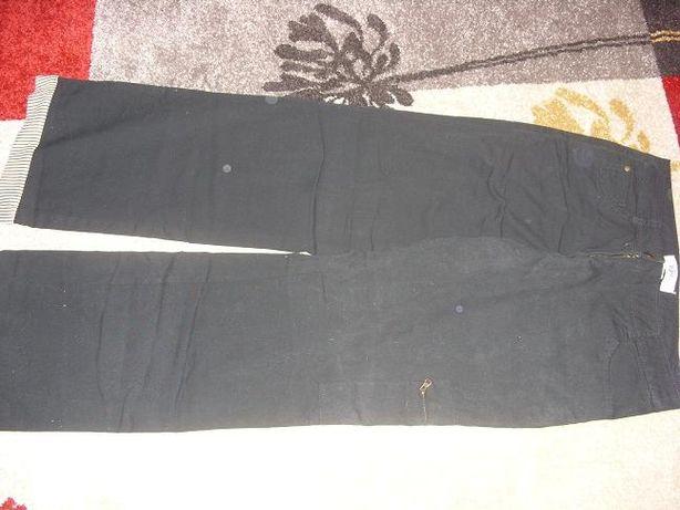 BPC collection Okazja czarne firmowe spodnie bojówki