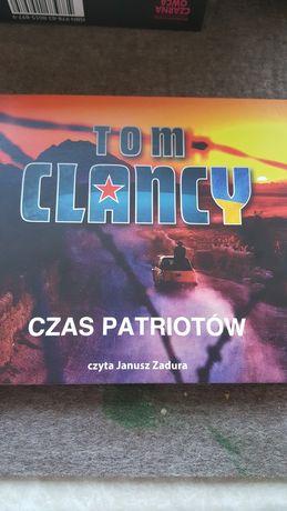 Audiobook Tom Clancy czas Patriotów 2 płyty