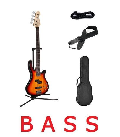 Gitara basowa firmy Vision - model JB 8